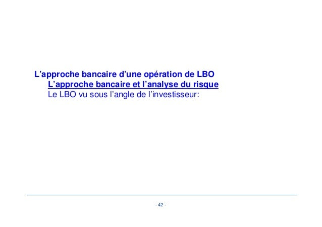 Cours lbo - Achat paiement differe ...