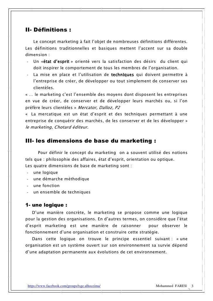 Cours marketing 2011 12 Slide 3