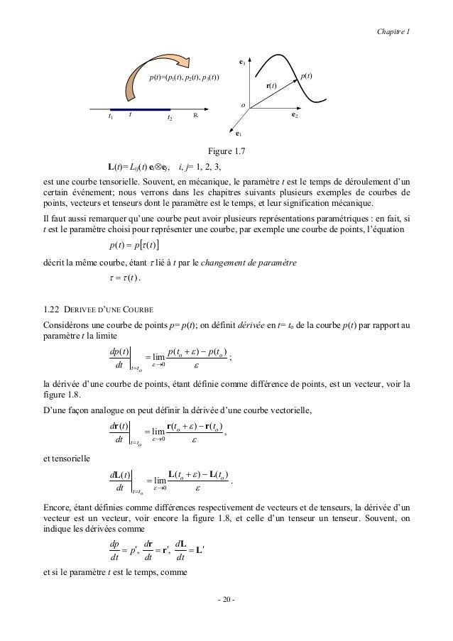 Chapitre 1                  dp      dr      dL &                     = p,                       &     = r,                ...