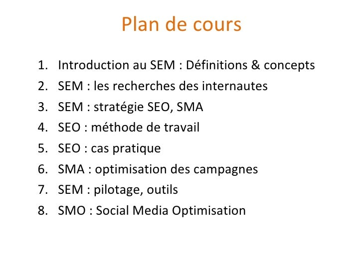 Cours Search Marketing -  1 Introduction - IAE Lille Slide 2