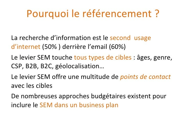 Cours Search Marketing -  1 Introduction - IAE Lille Slide 3