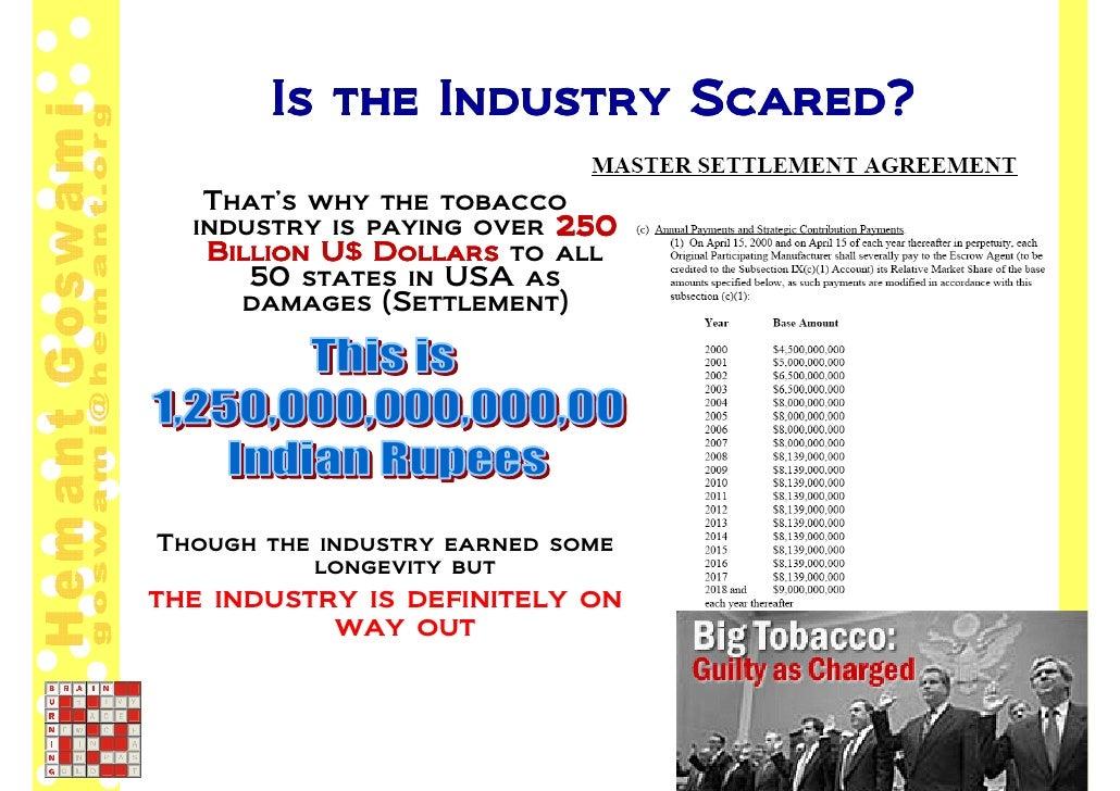 Court cases against tobacco industry platinumwayz