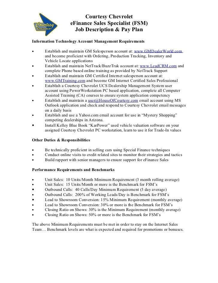 ... Financial Manager Job Description
