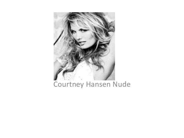 Courtney Hansen Nude