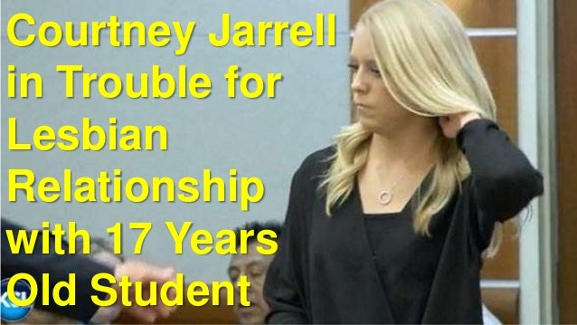 Courtney Jarrell in Trouble for Lesbian Relationship with 17 Years Old Student