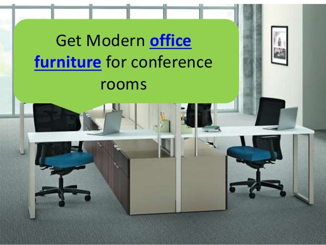 Get Modern Office Furniture For Conference Rooms