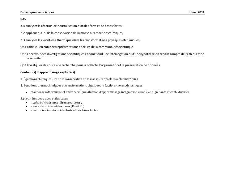 - force des acides et des bases (Ka et Kb)