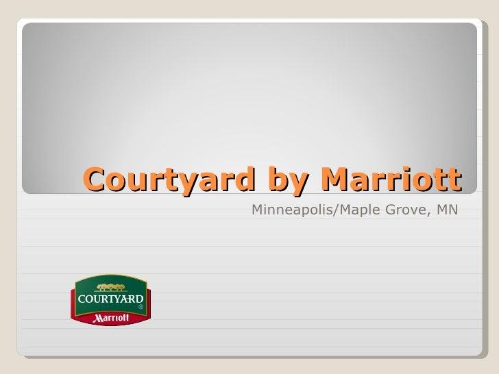 Courtyard by Marriott Minneapolis/Maple Grove, MN