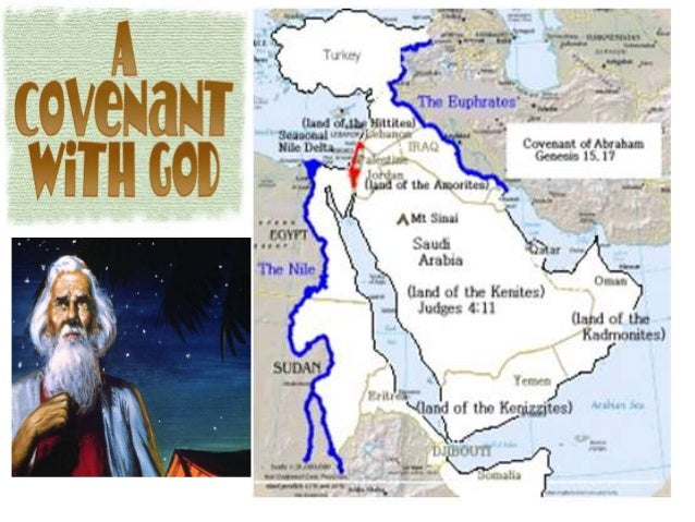 The Abrahamic Covenant       Scriptures:                                          Kept through Isaac                     K...