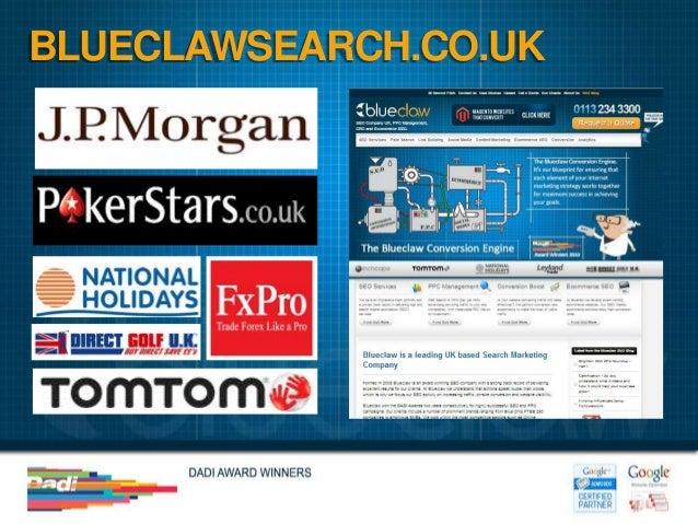 BLUECLAWSEARCH.CO.UK