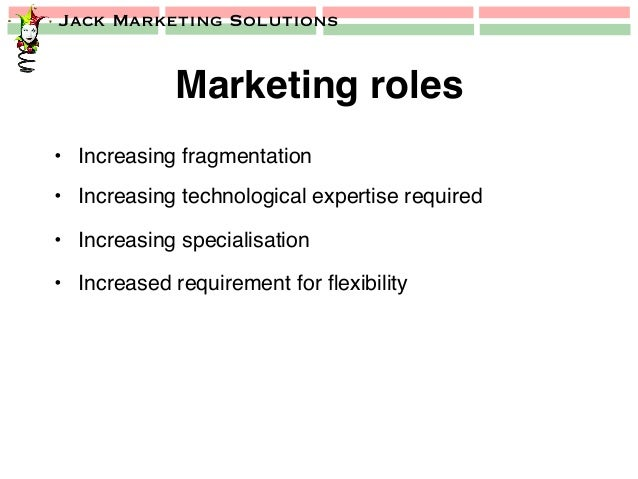 a research on the important roles of marketers in the marketing of books Solutions by role solutions by 7 books every market researcher should read the world sandberg is talking about includes market research and marketing—just.