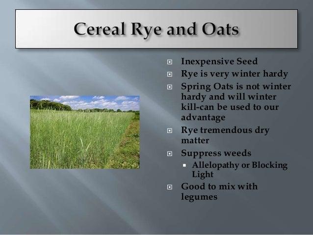 Ohio State      Loosen Soil-              University              Courtesy of     Increase root              Steve Groff  ...