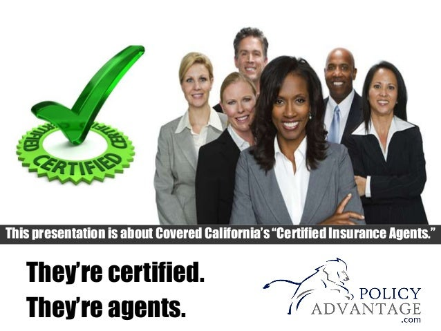how to become a certified insurance agent