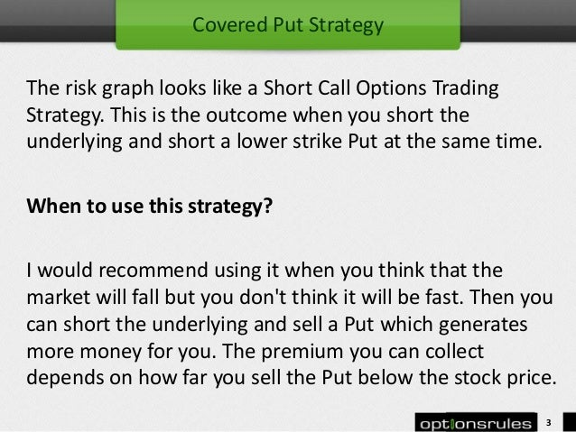 Collar options trading strategy
