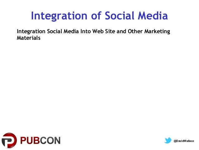 Convergence of Social & Search  Pubcon 2013 Slide 3