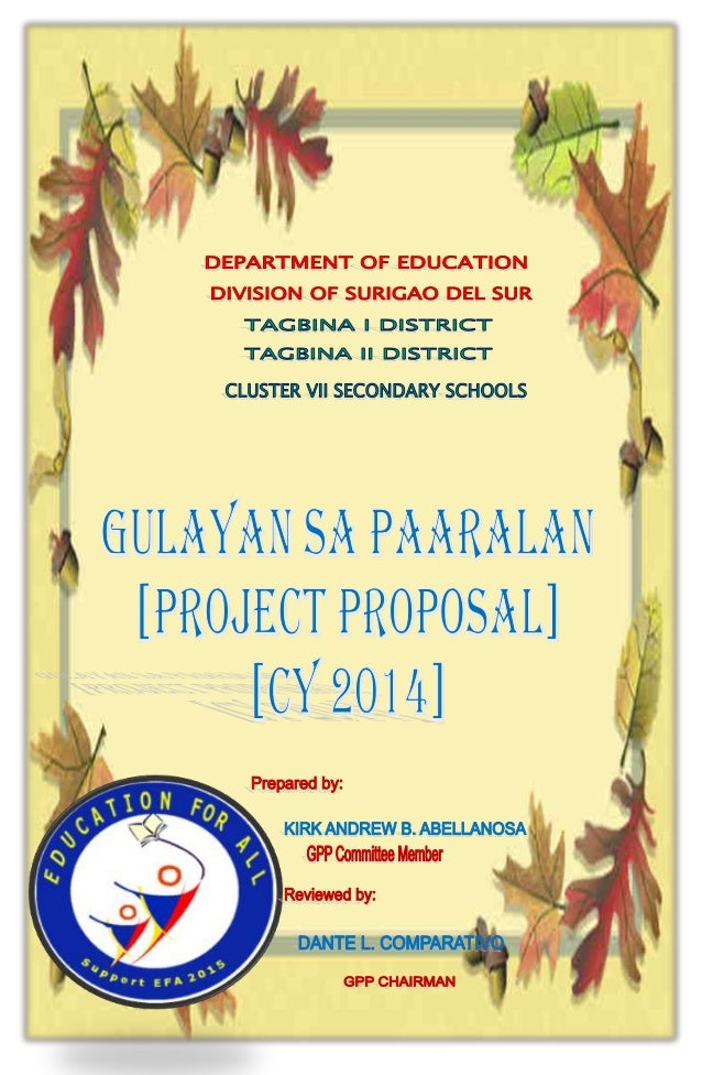 ngp gulayan sa paaralan program March 2016 financial gpp coordinator and resources/ban campaign on conduct community members ners community campaign about the solicited awareness ngp/gpp among school headoctober resources coordinator and 2015 launch the gulayan sa members launching of the paaralan during the gulayan sa nutrition month school head.