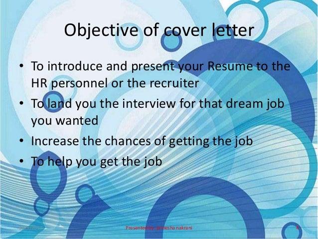 Resume   Cover letter  T   Program