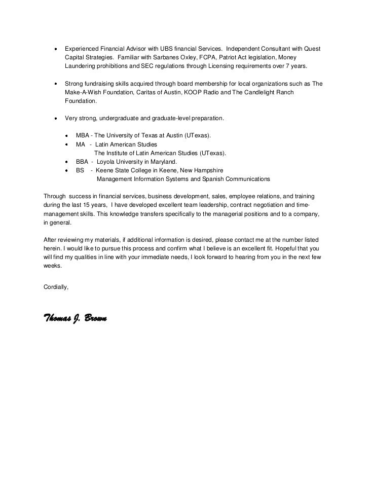 Information Management Officer Cover Letter Resume Sample IT Cover Letter  Template
