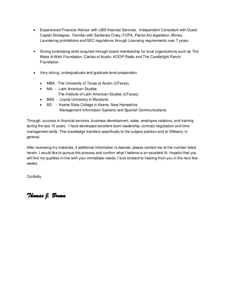 cover letter sample for project coordinator