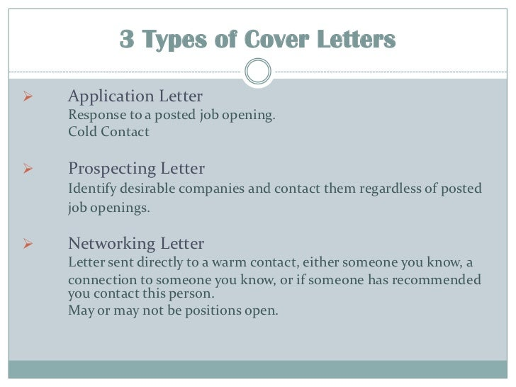 Cover Letter Your First Impression On Recruiter