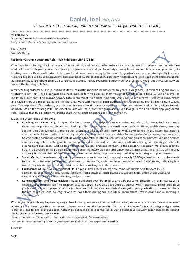 Cover Letter Templates That Would Fix Your Cover Letter Stress