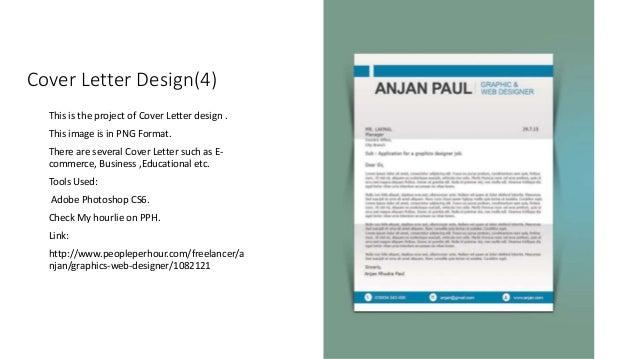 Designer Cover Letters  Designer Cover Letter