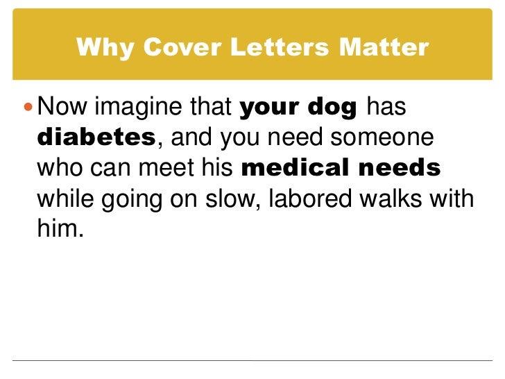 cover letter for dog walker