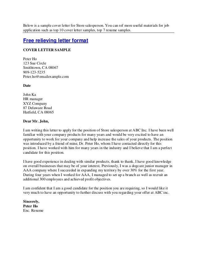 real estate salesperson cover letter As a real estate sales agent, your cover letter should highlight your expertise in surpassing sales quotas in the real estate industry the following cover letter example provides an example of how to highlight your value as a real estate sales agent.