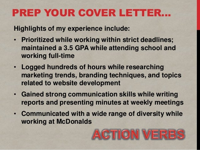 diversity specialist cover letter