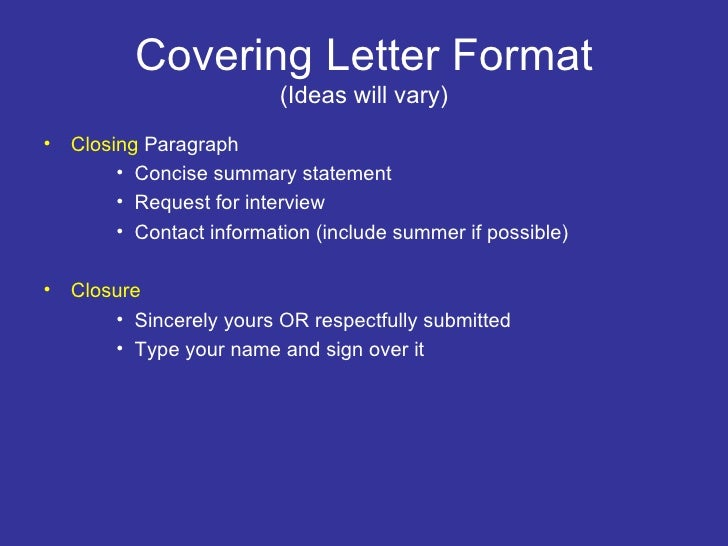 respectfully letter closing cover letters 1 24310 | cover letters1 12 728