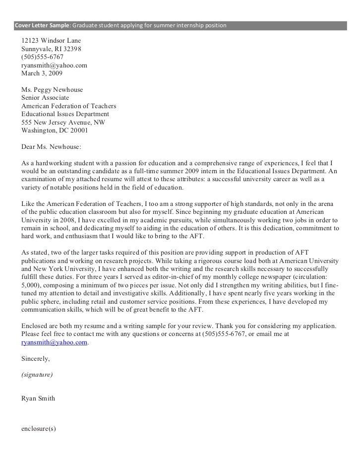 Public Relations Internship Cover Letter from image.slidesharecdn.com