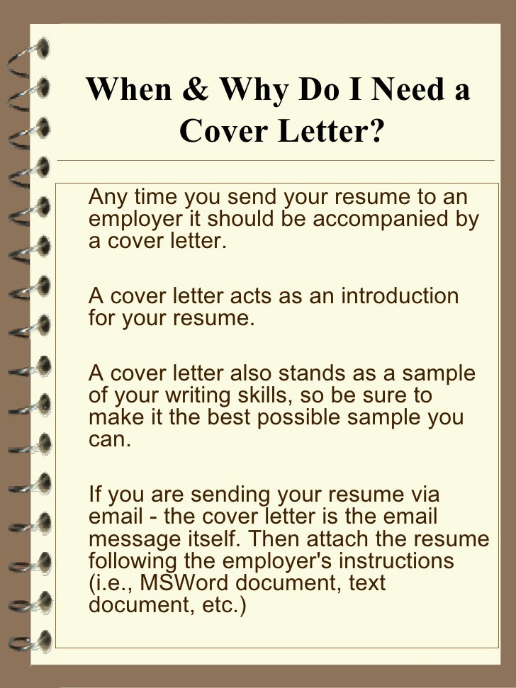 free do i need a cover letter for a resume free sle