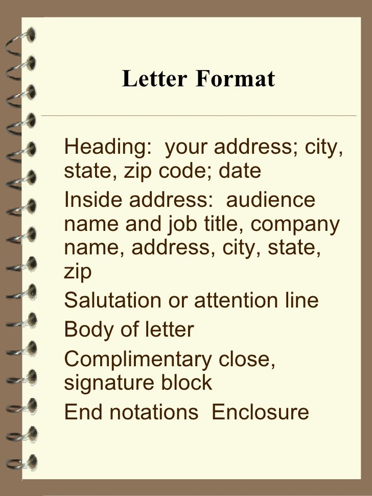 cover letter end