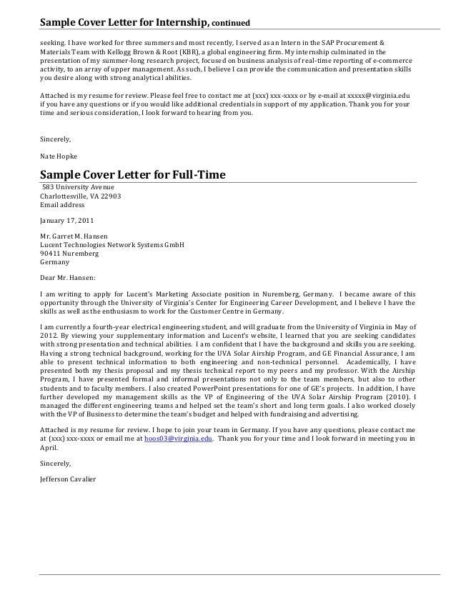 Sample cover letter sample cover letter explaining relocation for Addressing relocation in cover letter