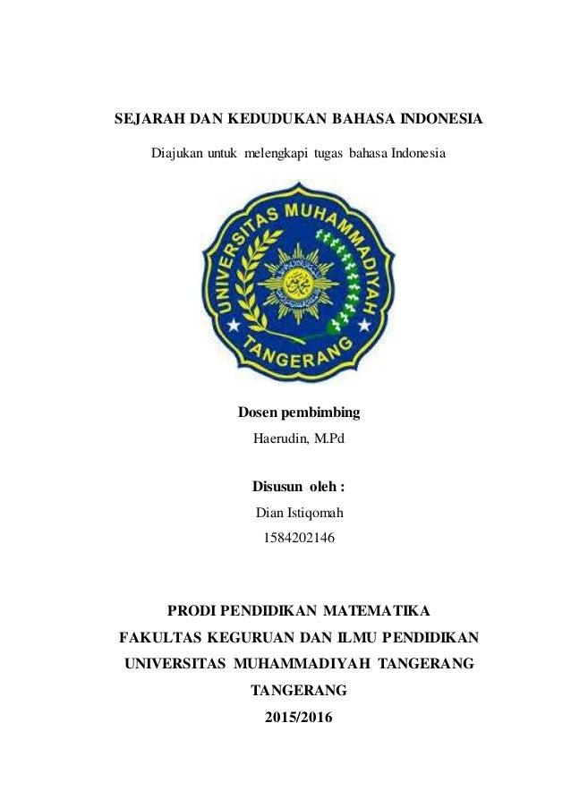 cover makalah bahasa