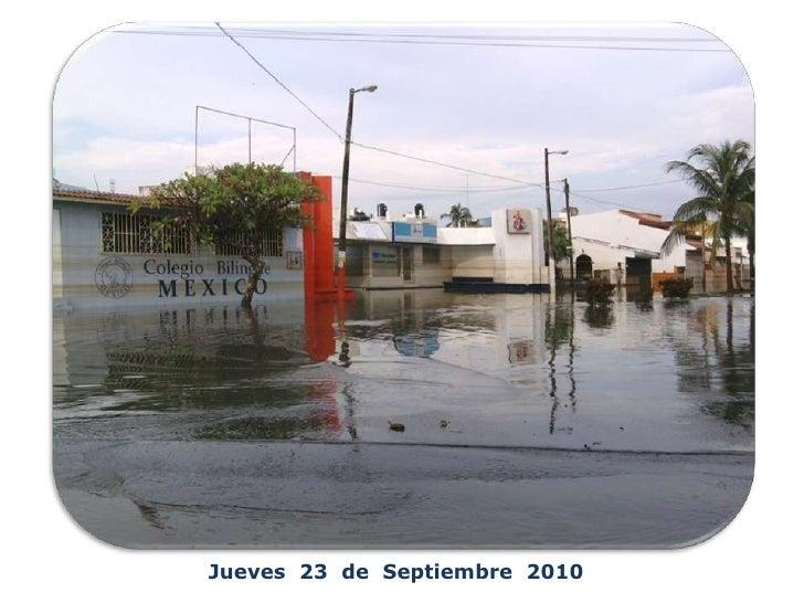 Jueves  23  de  Septiembre  2010<br />