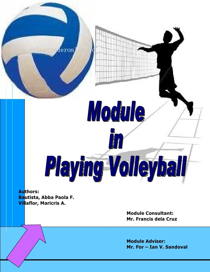 Authors: Bautista, Abba Paola F. Villaflor, Maricris A.                            Module Consultant:                     ...