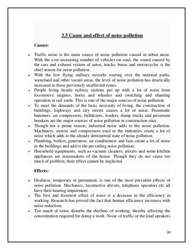 Health And Fitness Essay Vehicle Pollution Essay Daily Dose Of Air Pollution Delhi Choking No  Essay  Noise Pollution Paper Vs Essay also Thesis Statement In A Narrative Essay Essay Noise Pollution  Romefontanacountryinncom High School Application Essay Sample