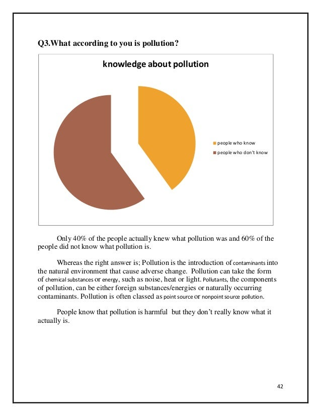 an analysis of the water pollution and its effects on the environment Environmental pollution has its own causes, effects and solutions looking into these will help you identify the causes and what steps you can take to mitigate those effects broadly, environmental pollution consists of six basic types of pollution, ie air, water, land, soil, noise, and light.