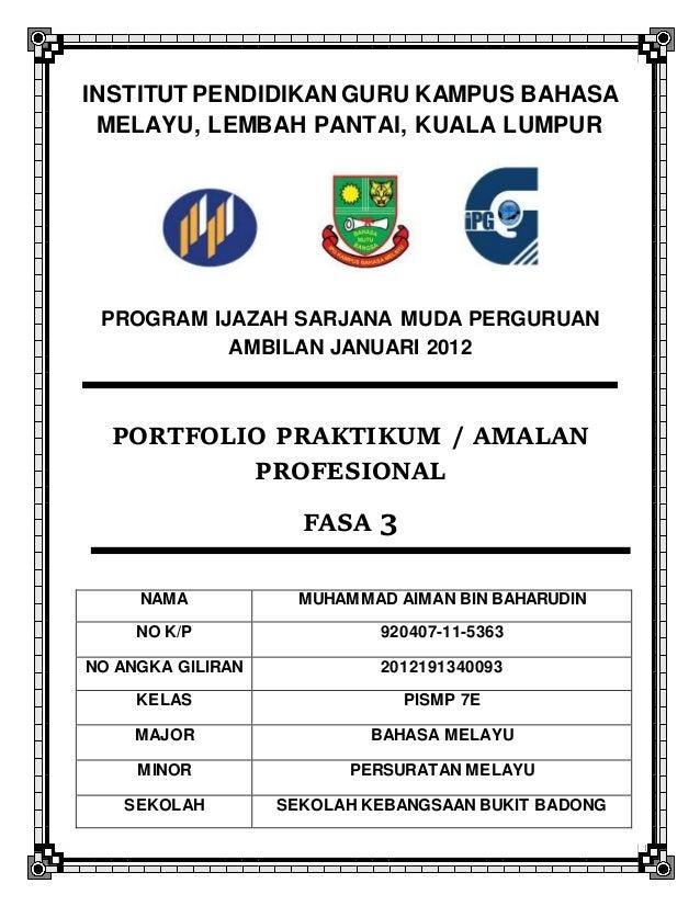 Program Ijazah Sarjana Muda Perguruan