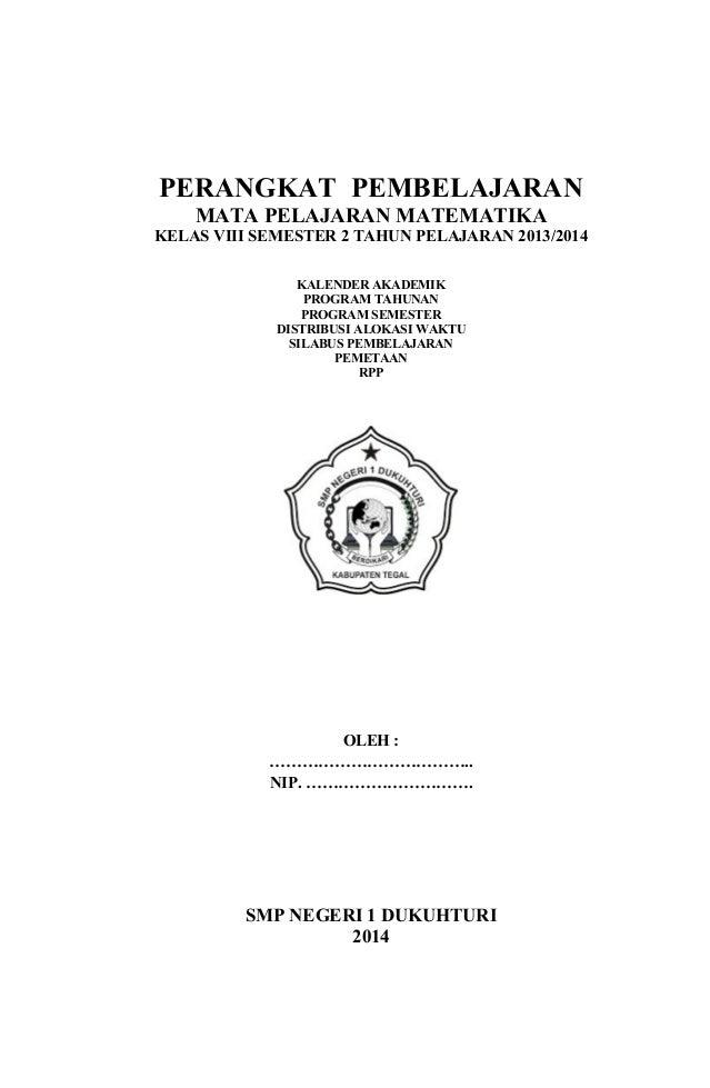 Perangkat Pembelajaran Ips Smp Kurikulum Download Lengkap