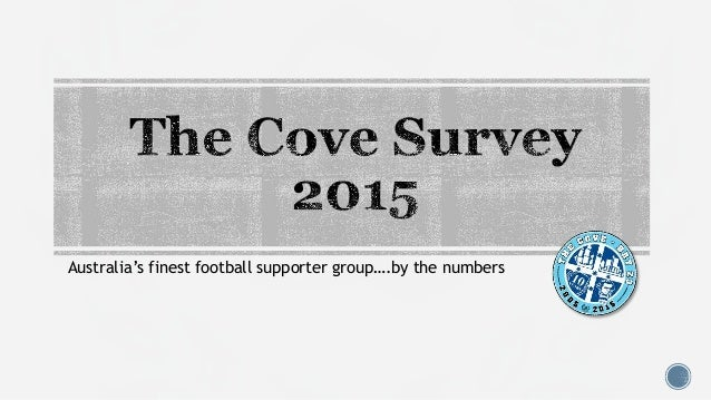 Australia's finest football supporter group….by the numbers
