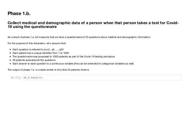 Covid19 Smart Assessment Tool Slide 3