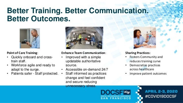 Better Training. Better Communication. Better Outcomes. Point of Care Training: • Quickly onboard and cross- train staff. ...