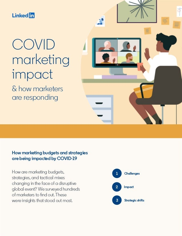 COVID marketing impact & how marketers are responding How marketing budgets and strategies are being impacted by COVID-19 ...