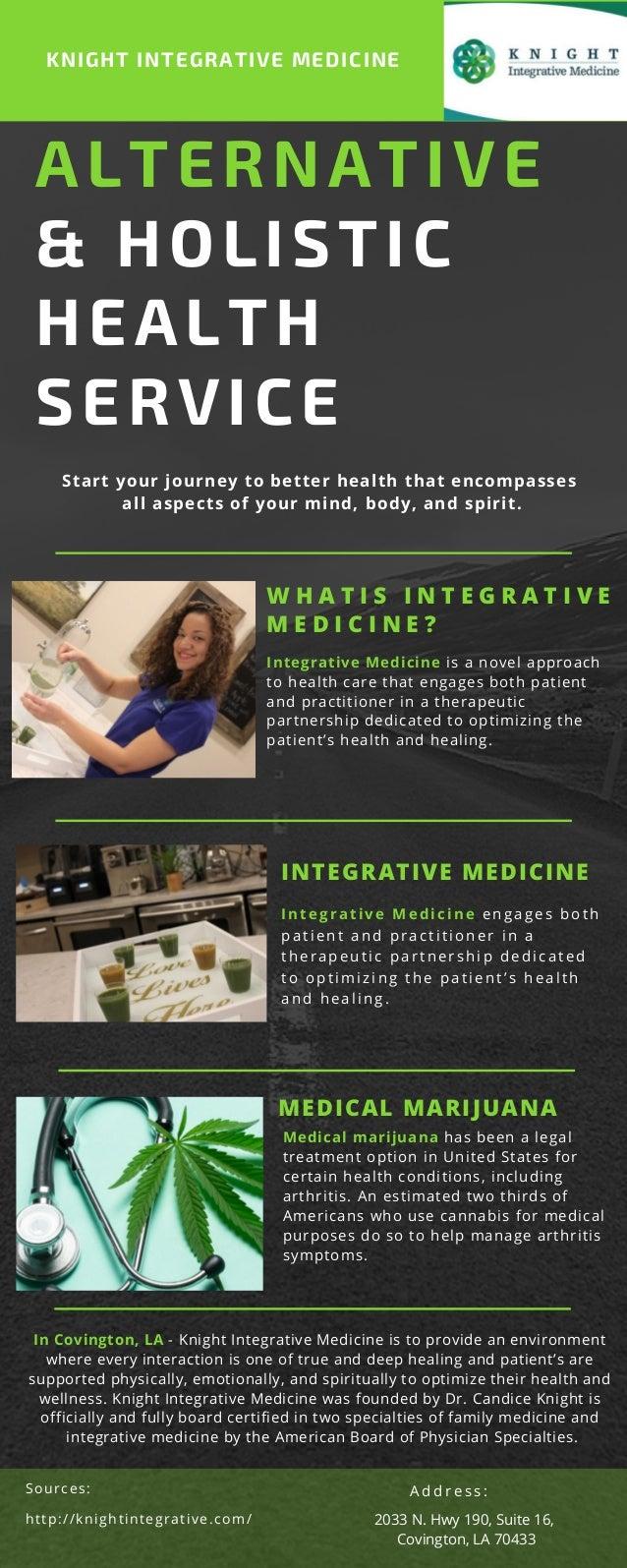 Covington Marijuana Clinic - Alternative & Holistic Health
