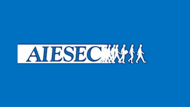 DO YOU KNOW WHY YOU ARE DOING AIESEC EVERY SINGLE DAY?