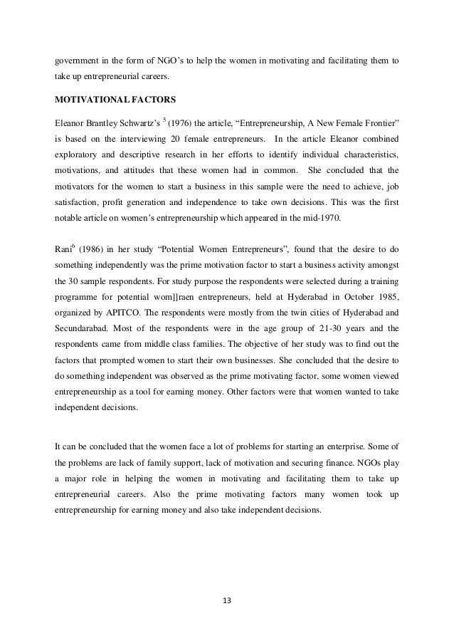 Sample Transfer Essay The Report Concluded That Women Entrepreneurship Requires Help From The    Government  Ethical Issue Essay also Communism Essay Project On Women Entrepreurnship Essay On Speech