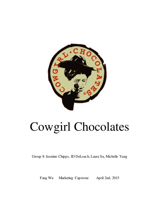 essay pertaining to cowgirl chocolates