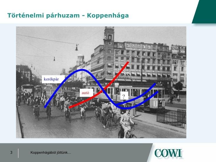 Történelmi párhuzam - Koppenhága autó ? kerékpár